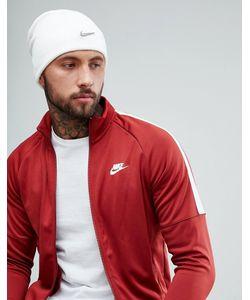 Nike | Шапка-Бини С Металлическим Логотипом 803734-100