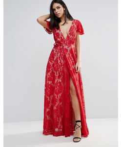 THE JETSET DIARIES | Piazza Lace A-Line Maxi Dress