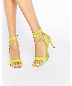 Aldo | Туфли На Каблуке С Завязками Marilyn