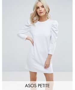 ASOS PETITE | Платье Мини Из Крепа