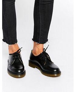 Dr. Martens | Черные Туфли На Плоской Подошве Dr Martens 1461