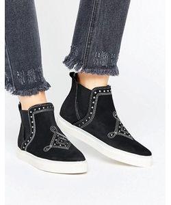 Vero Moda | Высокие Кроссовки С Заклепками
