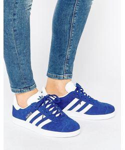 Adidas | Замшевые Кроссовки Originals Gazelle