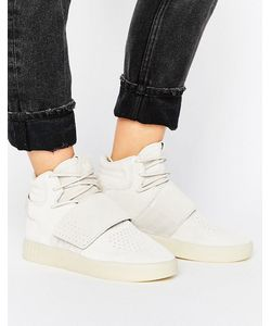 Adidas | Бежевые Кроссовки Originals Invader