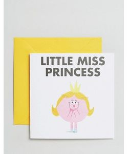 OHH DEER | Открытка Little Miss Princess