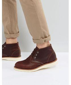 Red Wing   Блестящие Ботинки Чукка