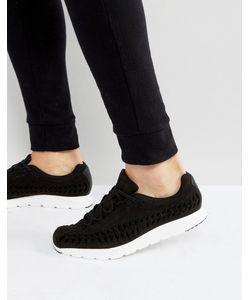 Nike | Черные Тканые Кроссовки Mayfly 833132-001