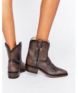Frye | Кожаные Ботинки В Стиле Вестерн Billy