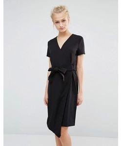 Vero Moda | Платье С Запахом И Поясом
