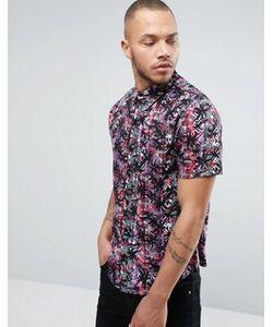 Another Influence | Рубашка С Принтом Пальм