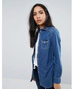 Pepe Jeans London | Джинсовая Рубашка Rhonda