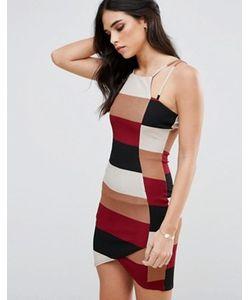 AX Paris | Асимметричное Платье Мини