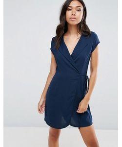 TFNC | Платье-Рубашка С Запахом