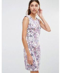 Lavand. | Цельнокройное Платье С Цветочным Принтом Lavand