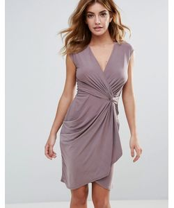 Club L | Платье С Запахом
