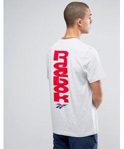 Reebok | Футболка С Логотипом В Стиле 90-Х Bk6574