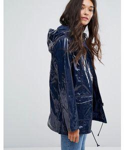 New Look | Лакированное Пальто-Дождевик