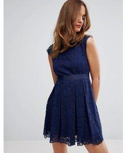 Sisley | Кружевное Платье