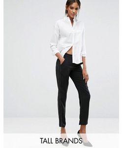 Vero Moda Tall | Брюки Свободного Кроя С Отделочной Строчкой