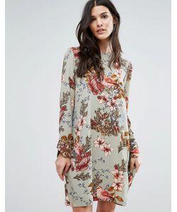Y.A.S. | Платье С Длинными Рукавами Y.A.S Ilvaly