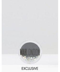 WAH | Горшочки Для Дизайна Ногтей London Holo Crystal