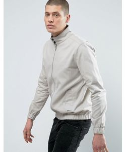 Threadbare | Легкая Хлопковая Куртка Харрингтон