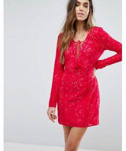 THE JETSET DIARIES   Платье Мини Zamira