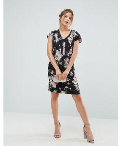 Uttam Boutique | Свободное Платье С Цветочным Принтом