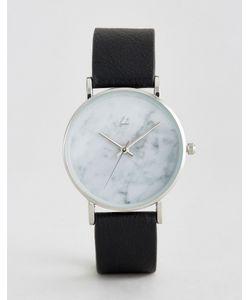 Asos | Часы С Мраморным Принтом На Циферблате