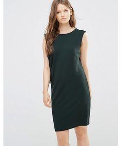 Selected | Драпированное Платье Без Рукавов Selah