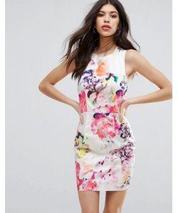 Tallulah | Облегающее Платье С Принтом Talulah Endless Summer