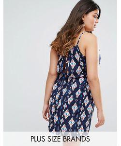 NVME | Платье С Открытой Спиной Plus