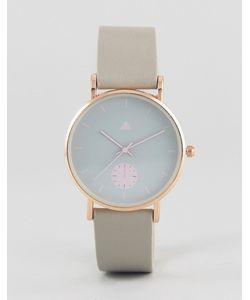 Asos | Серо-Розовые Часы