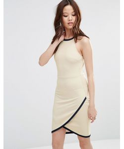 Wal G | Платье С Запахом На Юбке