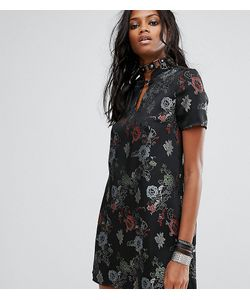 Reclaimed Vintage   Платье Мини С Пуговицами Inspired