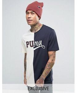 Puma | Футболка С Логотипом 57531202 Эксклюзивно Для