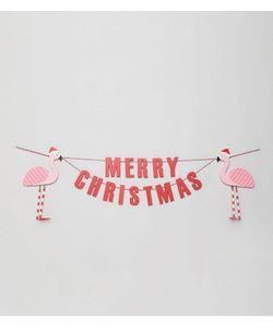 Sass & Belle | Новогоднее Украшение С Фламинго