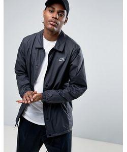 Nike SB | Черная Спортивная Куртка 829509-010