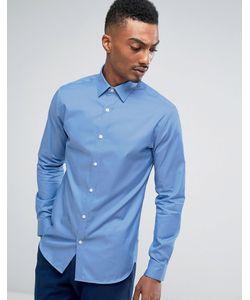Selected Homme   Строгая Рубашка Узкого Кроя