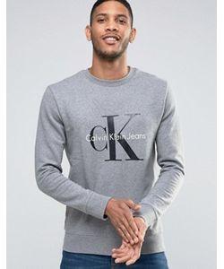 Calvin Klein Jeans | Свитшот В Стиле 90Х