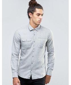 Threadbare | Светлая Джинсовая Рубашка
