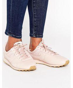 Nike | Кожаные Кроссовки Pre Montreal Premium