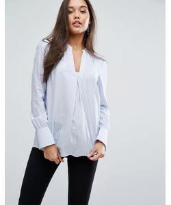 Y.A.S. | Полосатая Рубашка С Отделкой Воротника Y.A.S Toro
