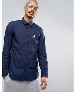 Love Moschino | Рубашка С Логотипом Металлик На Груди