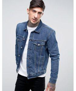 Edwin | Выбеленная Джинсовая Куртка High Road