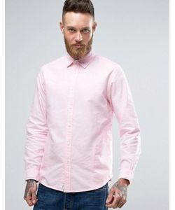 Edwin | Розовая Рубашка Cadet