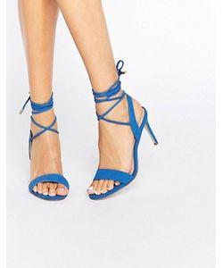 Aldo | Marilyn Tie Up Leather Heel