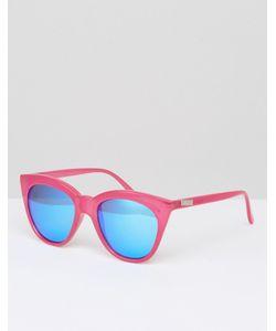 Le Specs | Большие Солнцезащитные Очки Кошачий Глаз Hot