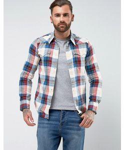 Levi's® | Рубашка В Клетку В Стиле Вестерн Barstow