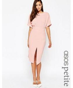 ASOS PETITE | Платье С Разрезом Спереди